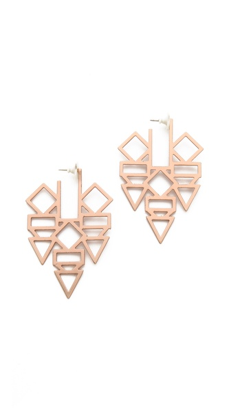 Gemma Redux Shape Earrings