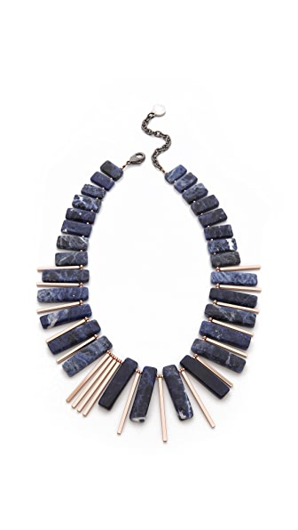 Gemma Redux Statement Bib Necklace