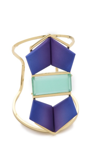 Gemma Redux Flora Cuff Bracelet