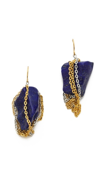 Gemma Redux Stone Earrings