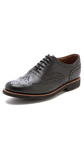 Grenson Stanley Oxfords