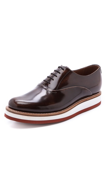 Grenson Sammy Lace Up Oxfords