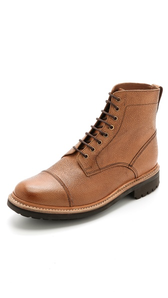 Grenson Joseph Cap Toe Boots
