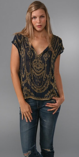 Gryphon The Beaded Top