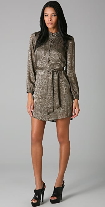 Gryphon Burnout Dress
