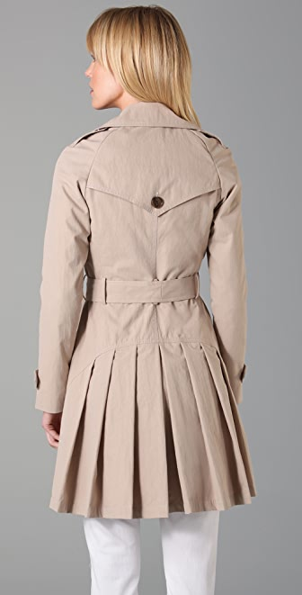 Gryphon Skirt Trench