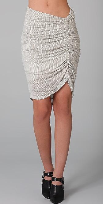 Gryphon Twist Skirt