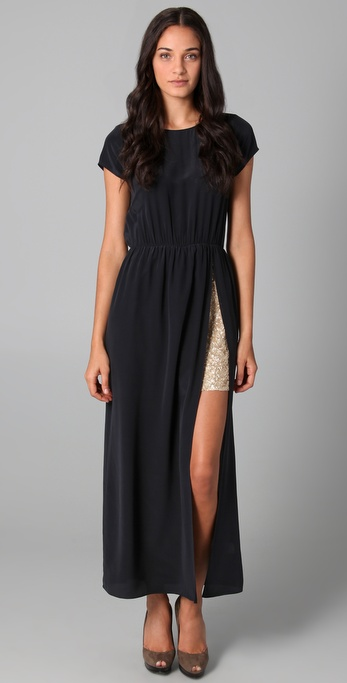 Gryphon Flash Long Dress