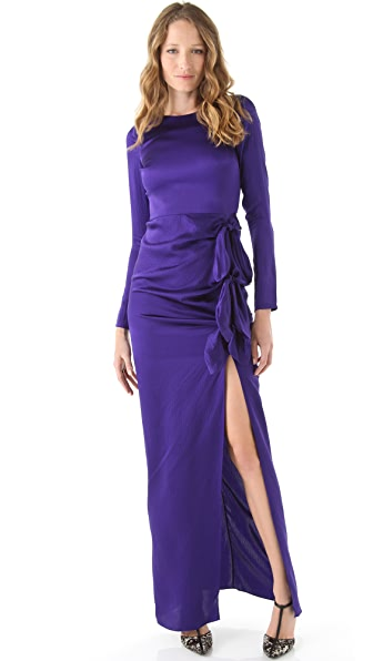 Gryphon Knotty Maxi Dress