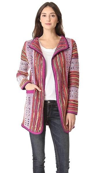 Gryphon Blanket Coat