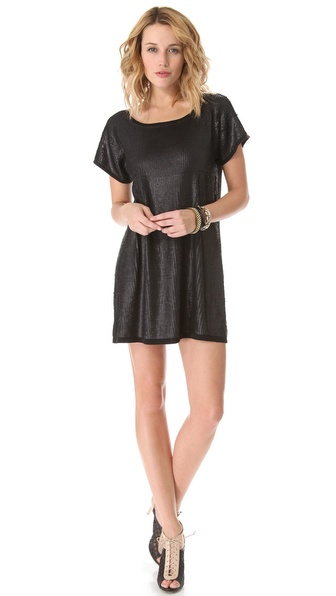 Gryphon Sequin Dress