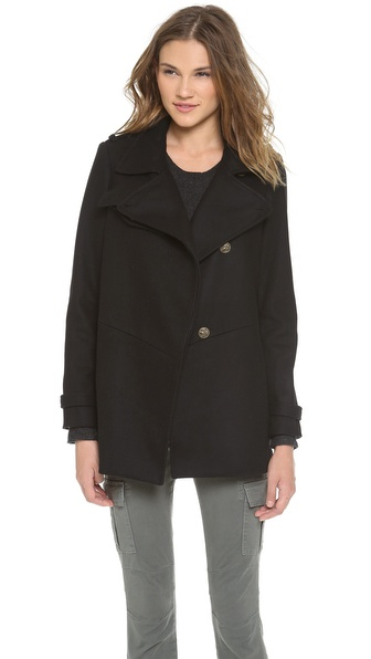 Gryphon Latch Coat