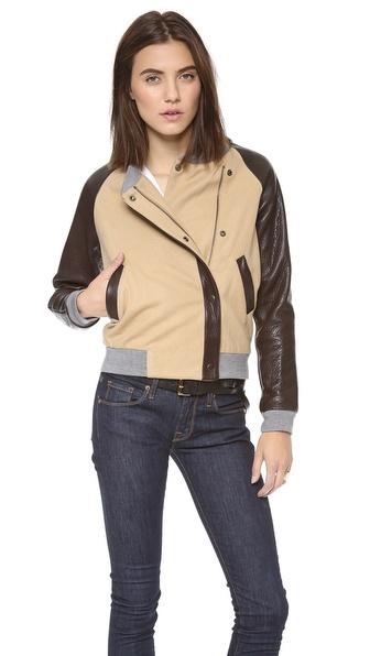Gryphon Varsity Jacket