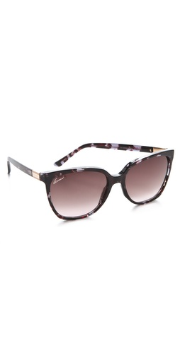 Gucci Oversized Sunglasses at Shopbop.com