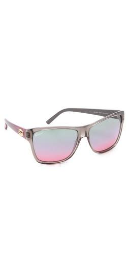 Shop Gucci Colorful Sunglasses and Gucci online - Accessories,Womens,Sunglasses,Square_(wayfarer), online Store