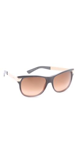 Gucci Cat Eye Sunglasses at Shopbop.com