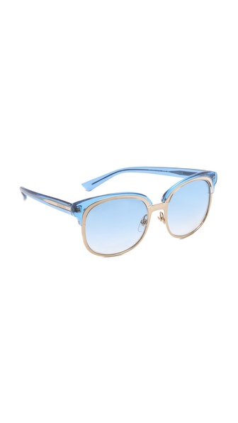 Gucci Gradient Sunglasses