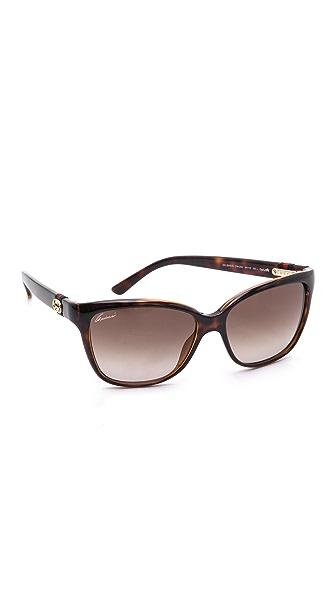 Gucci Classic Gradient Sunglasses