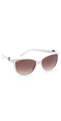 Gucci Classic Gradient Sunglasses at Shopbop / East Dane