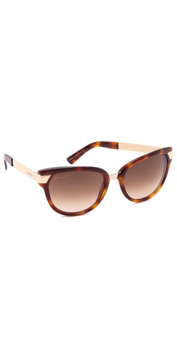 Gucci Cat Eye Sunglasses at Shopbop / East Dane