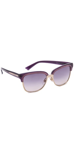 Gucci Square Sunglasses at Shopbop / East Dane