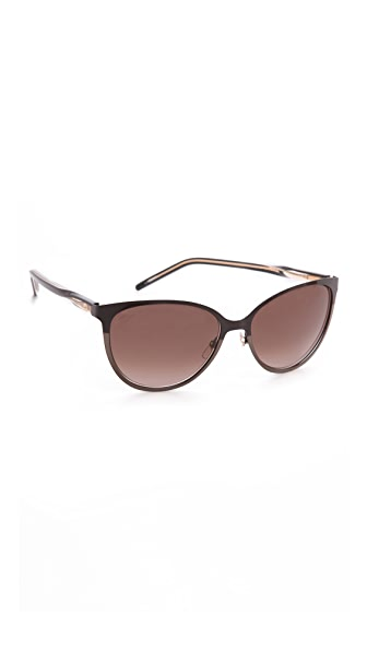 Gucci Gucci Slight Cat Eye Sunglasses (Multicolor)