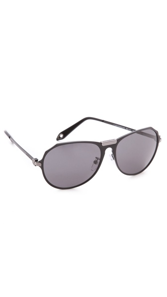 Givenchy SGVA11 Aviator Sunglasses