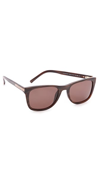 Givenchy SGV820 Square Sunglasses