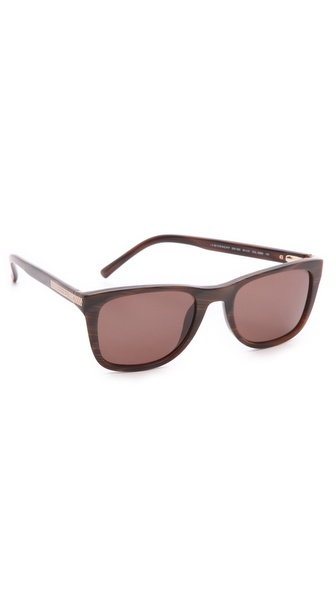 Givenchy SGV820 Square Sunglasses