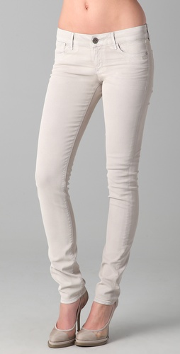 Habitual Coated Skinny Jeans