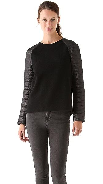 Hakaan Tonal Ovoid Sweater