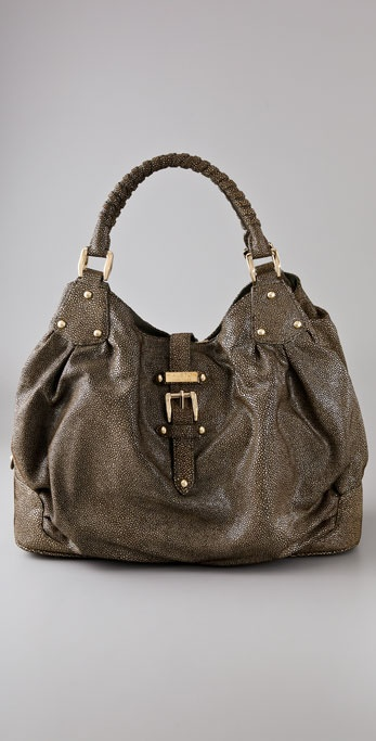 Halston Heritage Brandy Stingray Satchel