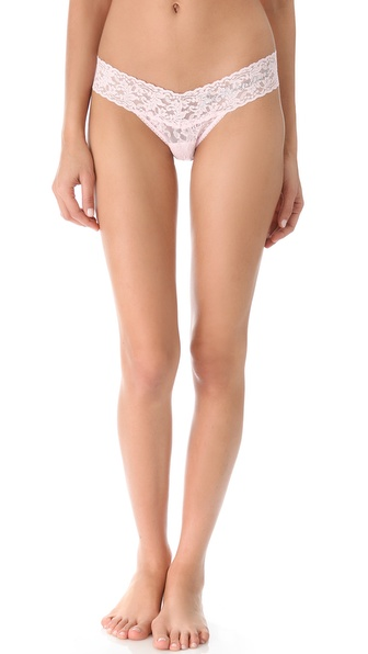 Hanky Panky Bridesmaid Low Rise Thong