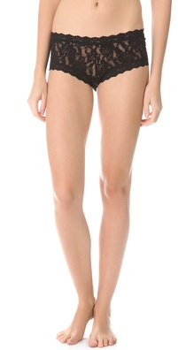 Hanky Panky Signature Lace Boy Shorts
