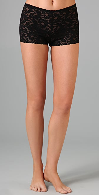 Hanky Panky Signature Lace Retro Hot Pants