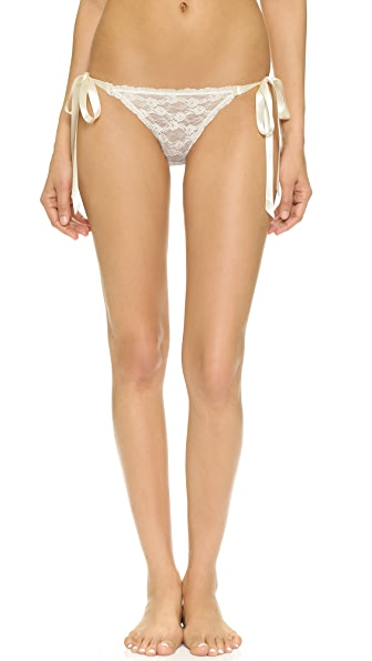 Hanky Panky After Midnight Side Tie Briefs