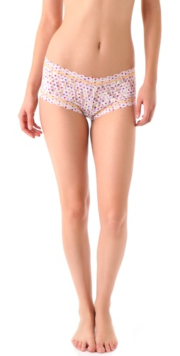 Hanky Panky Candy Dots Boy Shorts