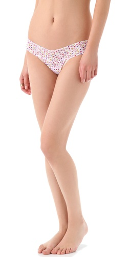 Hanky Panky Candy Dots Low Rise Thong