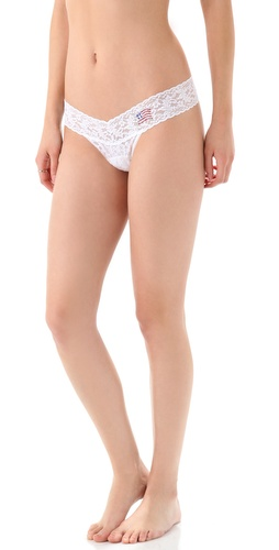 Hanky Panky Flag Low Rise Thong