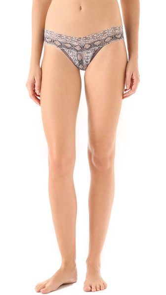 Hanky Panky Anaconda Low Rise Thong