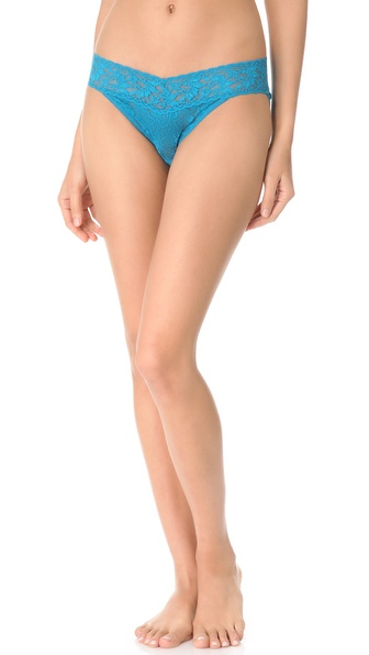 Hanky Panky Signature Lace V-Kini Briefs