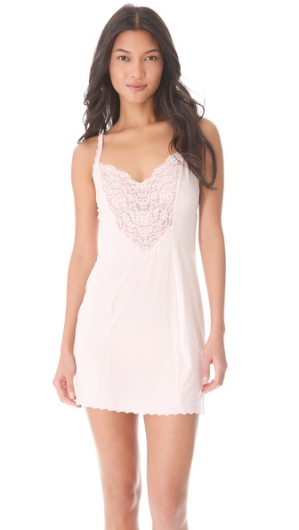 Hanky Panky Silky Skin Basics Luxe Chemise