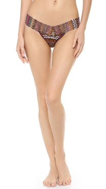 Hanky Panky Neutral Zoe Low Rise Thong