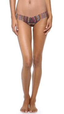 Hanky Panky Neutral Zoe Petite Low Rise Thong