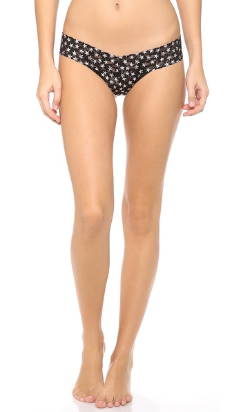 Hanky Panky Starry Night Low Rise Thong