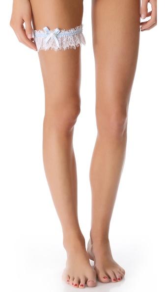 Hanky Panky Keepsake Leg Garter & Tossing Garter Set