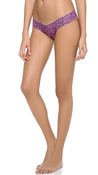 Hanky Panky Wild Cat Strikes Again Low Rise Thong