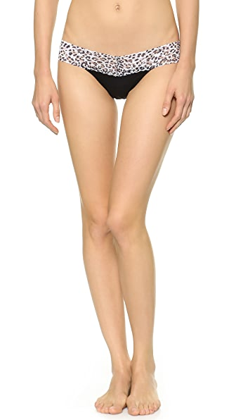 Hanky Panky Jaguar Cotton with a Conscience Low Rise Thong