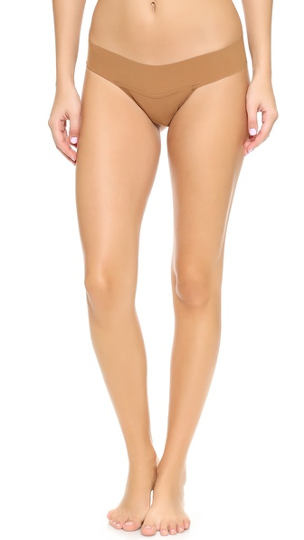 Hanky Panky Eve Natural Rise Thong