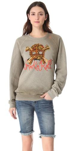 Happiness Rock & Roll Sweatshirt